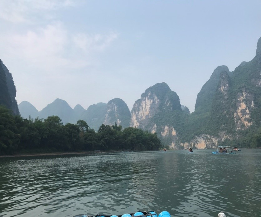 China - Guilin-Karst Limestone